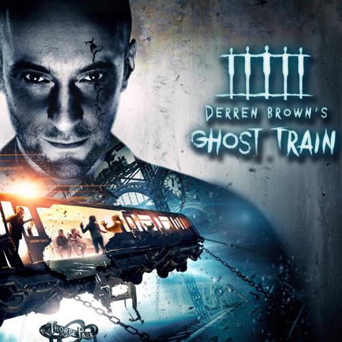 thorpe park ghost train
